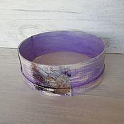 Для дома и интерьера handmade. Livemaster - original item Wooden sieve in the style of Provence.. Handmade.
