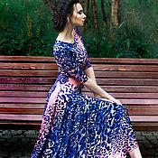 """Одежда ручной работы. Ярмарка Мастеров - ручная работа Платье """"Legend. Pink panther"""". Handmade."""
