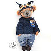 Куклы и игрушки handmade. Livemaster - original item Teddy Bear Maxim. Handmade.