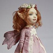 Куклы и игрушки ручной работы. Ярмарка Мастеров - ручная работа Фея цветов.. Handmade.