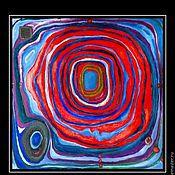 Картины и панно ручной работы. Ярмарка Мастеров - ручная работа Эзотерическая картина. Handmade.
