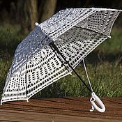 Свадебный салон handmade. Livemaster - original item Wedding umbrella. Handmade.