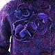 Верхняя одежда ручной работы. Пальто валяное Амая. Марина Власенко. Ярмарка Мастеров. Авторское пальто