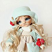 Куклы и игрушки ручной работы. Ярмарка Мастеров - ручная работа Дусенька. Handmade.