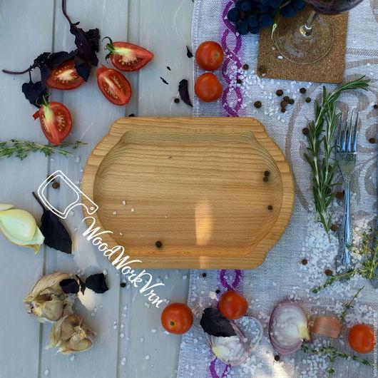 Декоративная посуда ручной работы. Ярмарка Мастеров - ручная работа. Купить АРТ №25. Handmade. Доски для подачи, Изделие из дерева