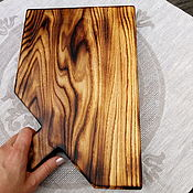 Русский стиль handmade. Livemaster - original item Board with handle. Handmade.