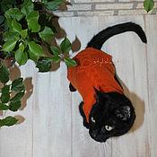 Для домашних животных, ручной работы. Ярмарка Мастеров - ручная работа Комбинезон для котов и кошек.. Handmade.