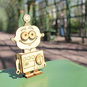 Куклы и игрушки handmade. Livemaster - original item The designer of the robot Nigel. Handmade.