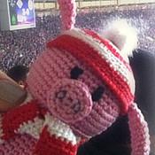 Куклы и игрушки ручной работы. Ярмарка Мастеров - ручная работа Свин из комикса Pearls Before Swine. Handmade.
