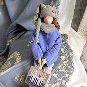 Куклы и игрушки ручной работы. Ярмарка Мастеров - ручная работа Сестра младшая.. Handmade.