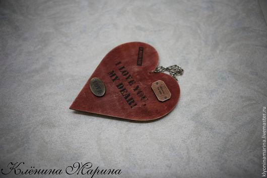 Сердце декупаж, сердце из дерева. Декупаж подарок на День св Валентина, сердце валентинка, интерьерное украшение, сердце в подарок мужчине, сердечко деревянное, подарок для влюблённых. Клёнина Марина.