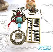 Украшения handmade. Livemaster - original item Gift your loved accountant. tax inspecor. Handmade.