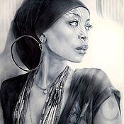 Картины ручной работы. Ярмарка Мастеров - ручная работа Портрет по фото ручной работы. Handmade.