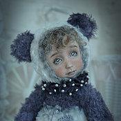 Куклы и игрушки ручной работы. Ярмарка Мастеров - ручная работа Тедди-долл Яшенька. Handmade.