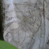 Одежда ручной работы. Ярмарка Мастеров - ручная работа Хлопковое платье в эко стиле.. Handmade.