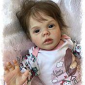 Куклы и игрушки ручной работы. Ярмарка Мастеров - ручная работа Кукла реборн на базе молда Sherry by Nataly Blick. Handmade.