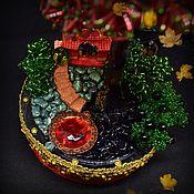 Сувениры и подарки handmade. Livemaster - original item Tree of beads