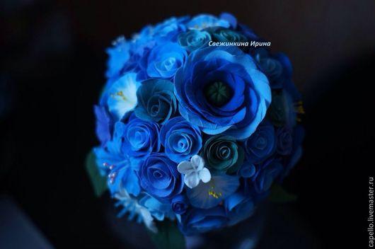 Невесомые вечные цветы