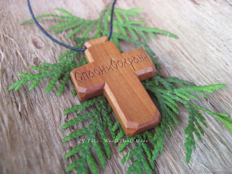 одежда как сделать деревянный крестик фото что