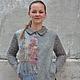 Пиджаки, жакеты ручной работы. Валяная куртка Что такое осень. FeltOx ( Оксана Ткаченко). Интернет-магазин Ярмарка Мастеров.