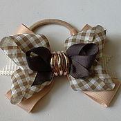 Работы для детей, handmade. Livemaster - original item Bow to the school. Handmade.