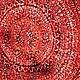 """Платья ручной работы. Валяный сарафан """"Мексика"""". Юлия Струж (justruzh). Ярмарка Мастеров. Яркий, изысканный, шелковая ткань"""
