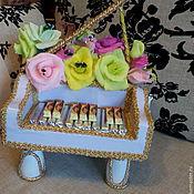 Подарки к праздникам ручной работы. Ярмарка Мастеров - ручная работа Рояль. Handmade.