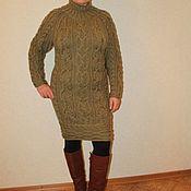 Платья ручной работы. Ярмарка Мастеров - ручная работа Платье вязанное. Handmade.