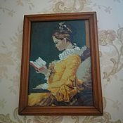 Картины ручной работы. Ярмарка Мастеров - ручная работа Картины: картины вышитая. Handmade.