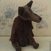 Куклы и игрушки ручной работы. Ярмарка Мастеров - ручная работа Жил был... ВОЛК. Handmade.
