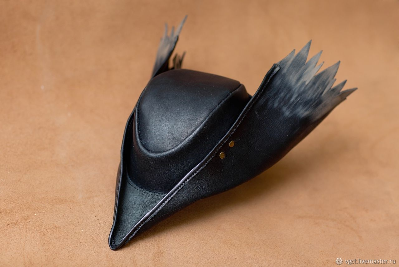Hunter's hat based on the game Bloodborne, Hats1, Moscow,  Фото №1