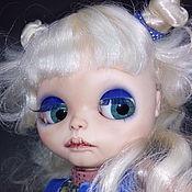 Кастом ручной работы. Ярмарка Мастеров - ручная работа Кукла кастом блайз (custom Blythe) Неженка. Handmade.
