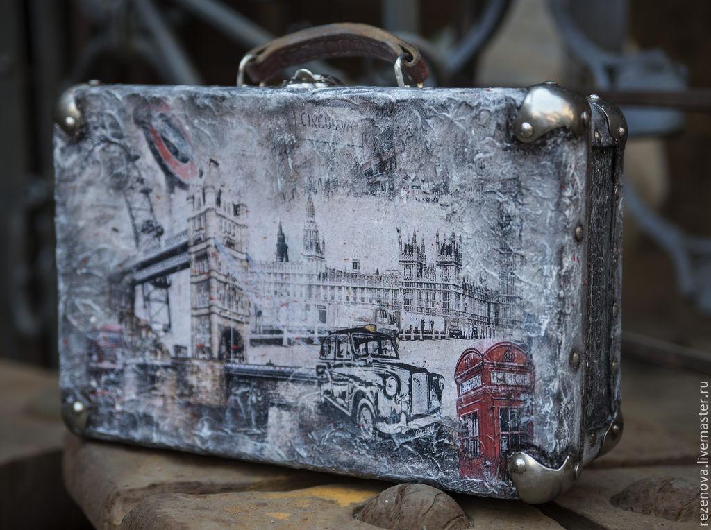 Чемоданы интерьерные купить рюкзаки hama купить в спб