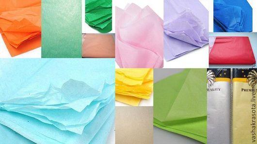Упаковка ручной работы. Ярмарка Мастеров - ручная работа. Купить Бумага тишью(20 листов). Handmade. Бумага, для скрапа, серебрянная бумага