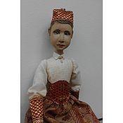 Куклы и игрушки ручной работы. Ярмарка Мастеров - ручная работа Деревянная Игровая кукла. Handmade.
