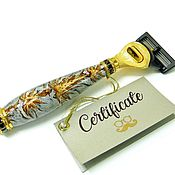 Сувениры и подарки handmade. Livemaster - original item Jewelry machine for shaving