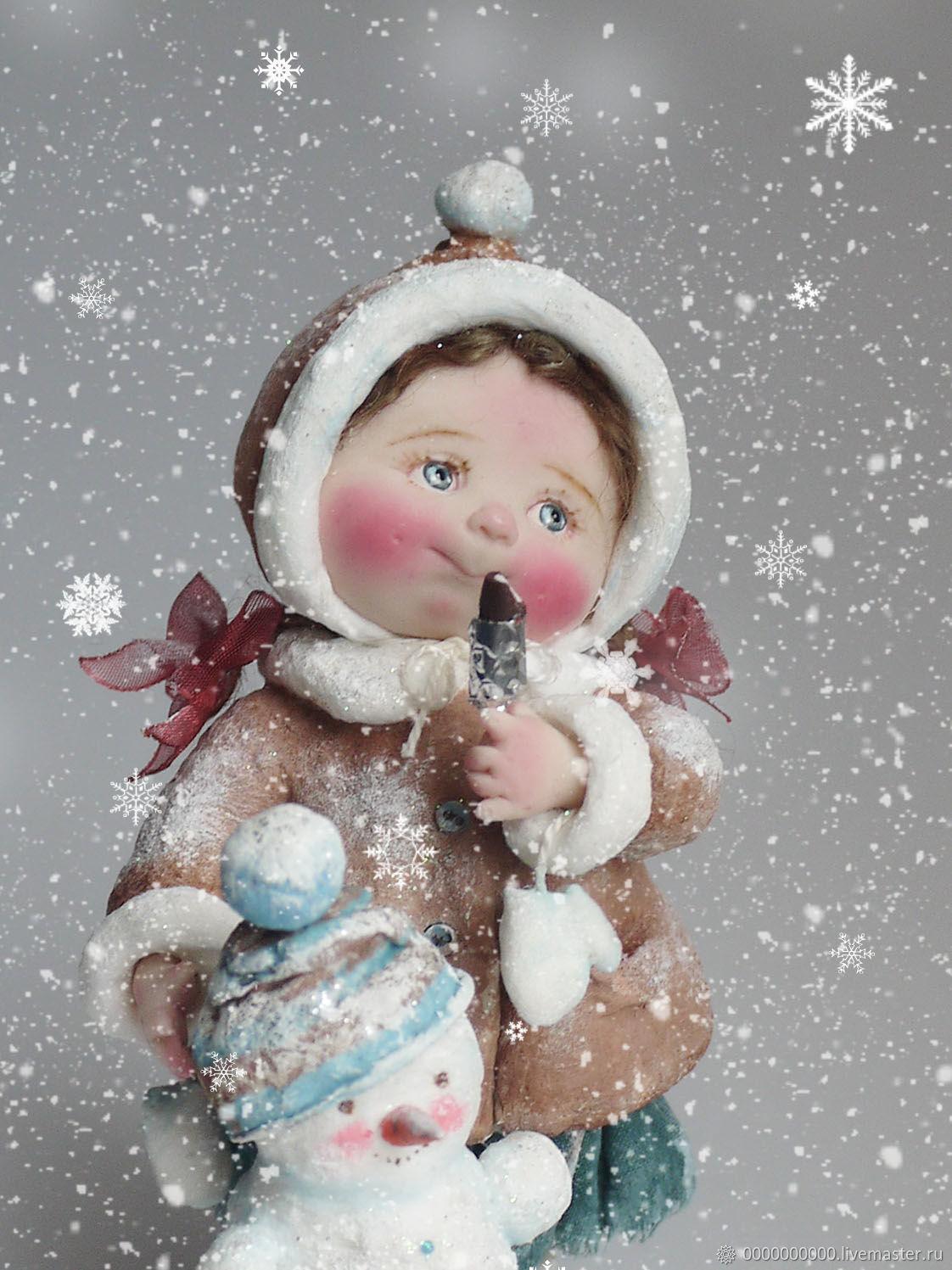Оленька, Куклы и пупсы, Санкт-Петербург,  Фото №1