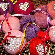 Сувениры и подарки ручной работы. Ярмарка Мастеров - ручная работа саше с лавандой и розмарином. Handmade.