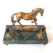 Канцелярские товары handmade. Livemaster - original item Set of Running Horse stands for handles. Handmade.