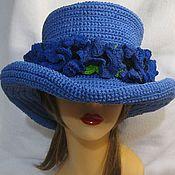 Аксессуары handmade. Livemaster - original item HAT cowboy shirt knitted. Handmade.