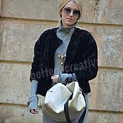 Одежда ручной работы. Ярмарка Мастеров - ручная работа Платье вязаное Tagliatelle. Handmade.