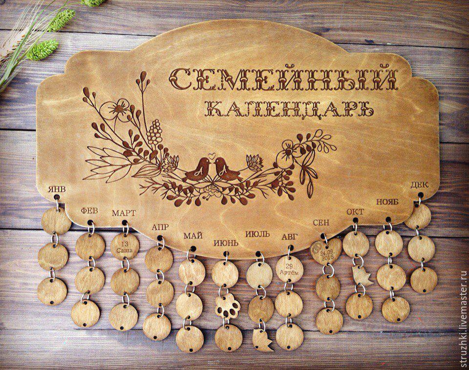 календарь семейных памятных дат картинки этом знали