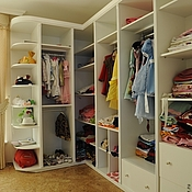 Для дома и интерьера handmade. Livemaster - original item 56. Dressing room. Handmade.