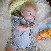 Куклы и игрушки handmade. Livemaster - original item Doll reborn Glory. Handmade.