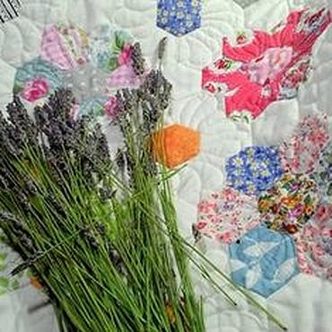 Для дома и интерьера ручной работы. Ярмарка Мастеров - ручная работа Цветочная полянка. Handmade.