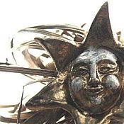 Подарки ручной работы. Ярмарка Мастеров - ручная работа Золотая комета. Декор интерьера. Handmade.