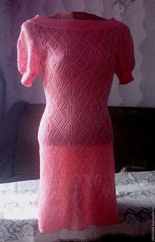 Платья ручной работы. Платье ажурное