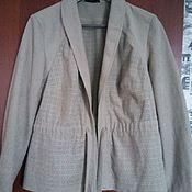 Одежда винтажная ручной работы. Ярмарка Мастеров - ручная работа Плащ и жакет с юбкой. Handmade.