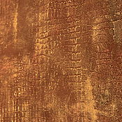 Дизайн и реклама handmade. Livemaster - original item Wall decor plaster effect crocodile skin for the back wall of the Cabinet. Handmade.