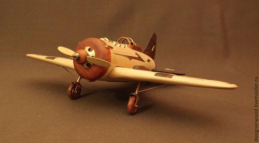 Миниатюрные модели ручной работы. Ярмарка Мастеров - ручная работа. Купить Полет. Handmade. Самолет, металл, медь